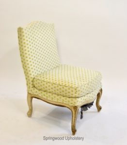 Slipper Chair - Before