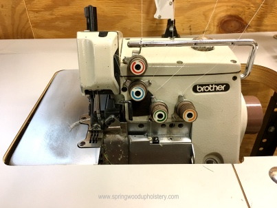 Brother Industrial Serger